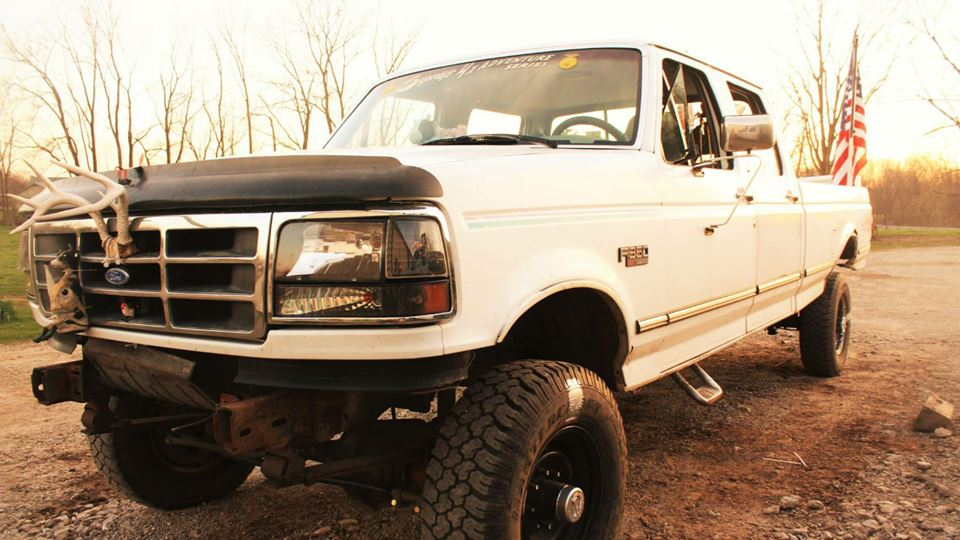Ford F-Series Rebelous obs