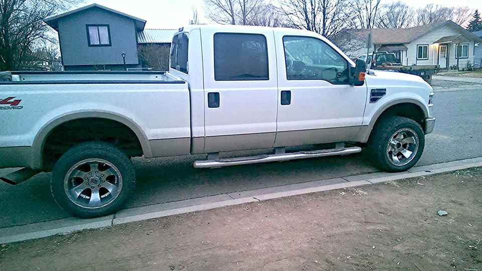 Ford Super Duty The beast