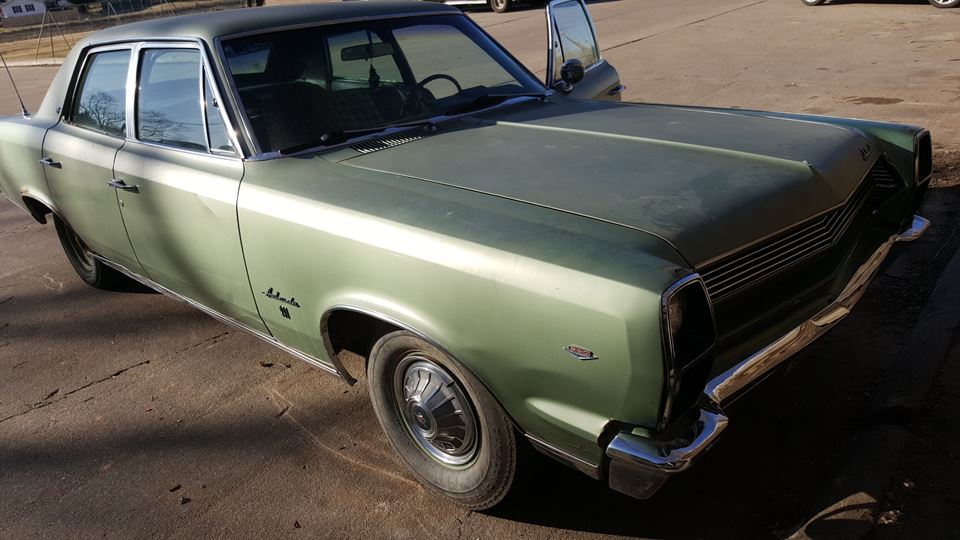 AMC Ambassador Holly