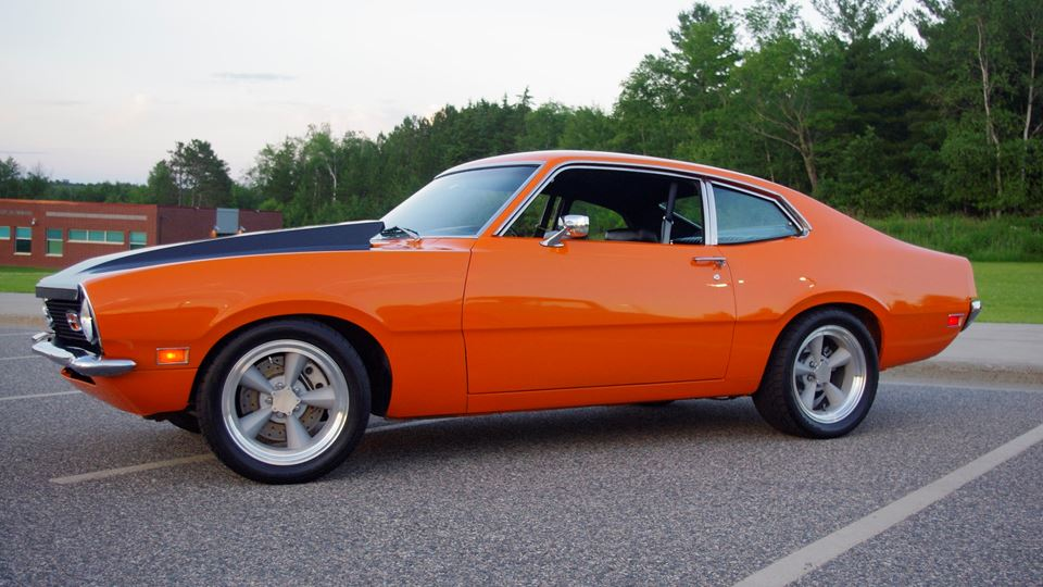 Ford Maverick The Mighty Mav