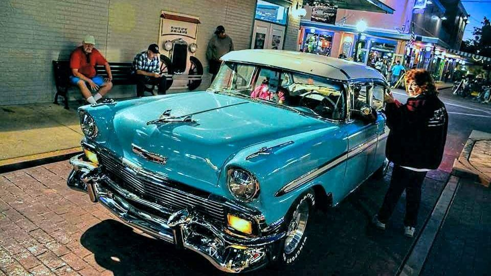 Chevrolet Bel Air Baby