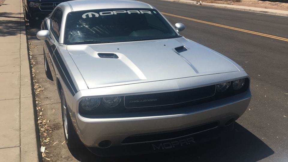 Dodge Challenger Mr-Coors