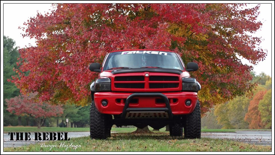 Dodge Ram The Rebel