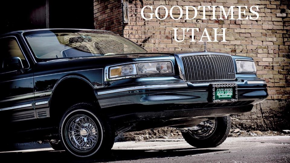 Lincoln Town Car Green Passion Drivn