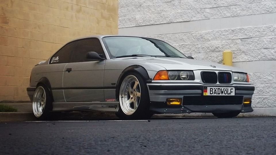 BMW 3 Series Coupe Project Bad Wolf
