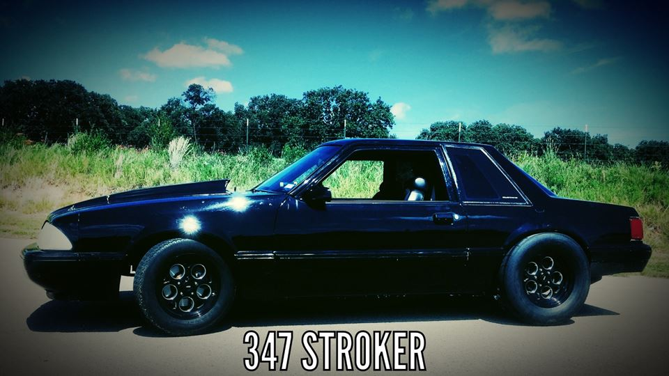 Ford Mustang Outlaw Foxbody - Drivn