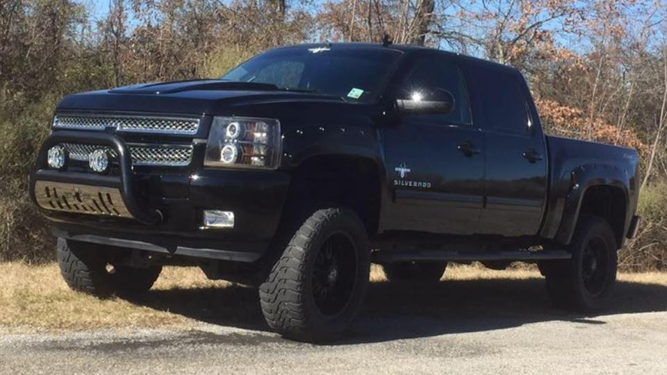 Chevrolet Silverado BLACKWIDOW