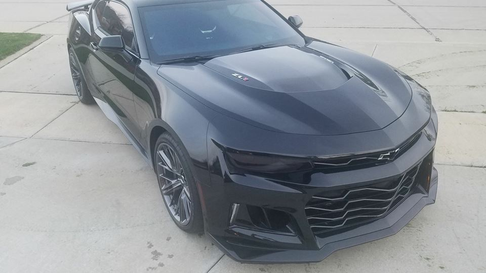 Chevrolet Camaro ZL1 Black Betty