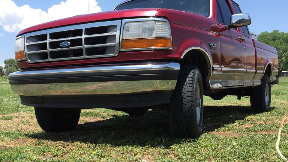 Ford F-Series Nifty F-150