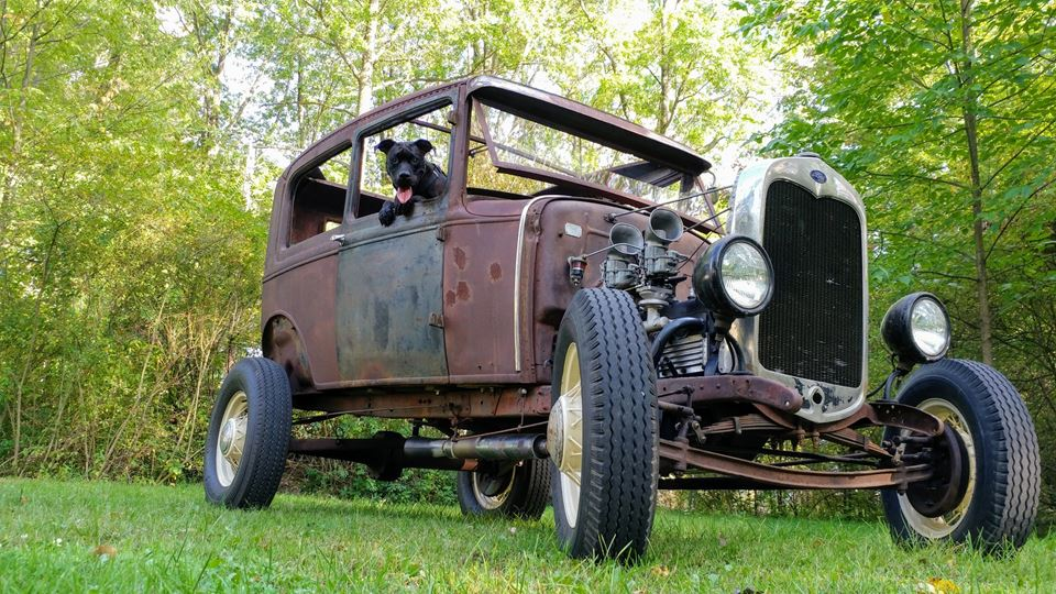 Ford Model A 29