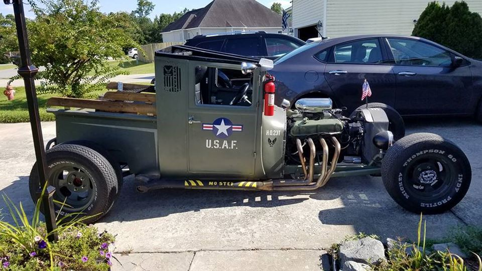 Ford Model T Sarge