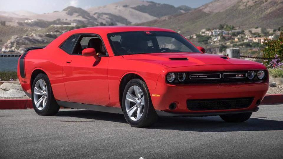 Dodge Challenger The Torred One