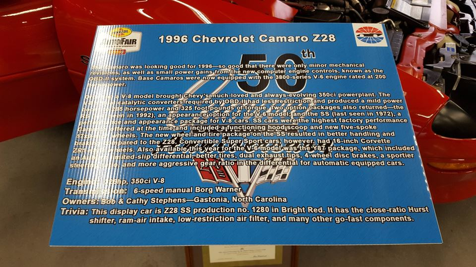 Chevrolet Camaro Old Red - Drivn