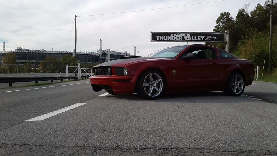 Ford Mustang ByBy