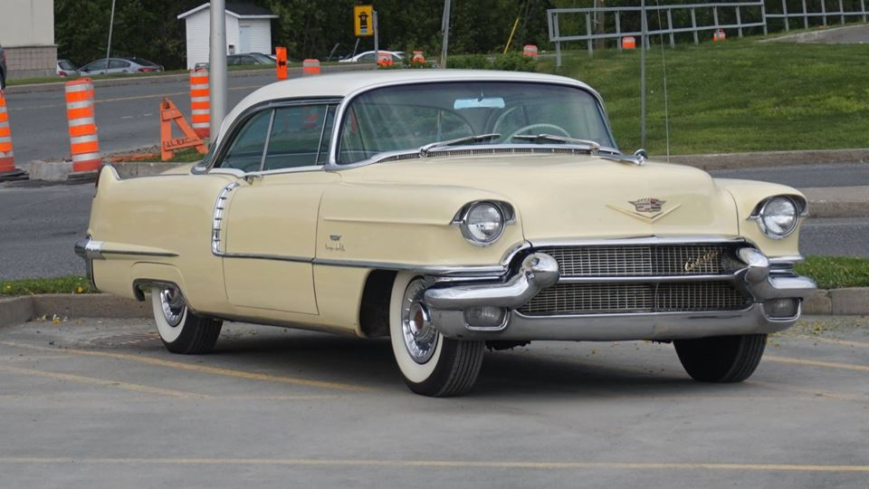 Cadillac Series 62 Bertha