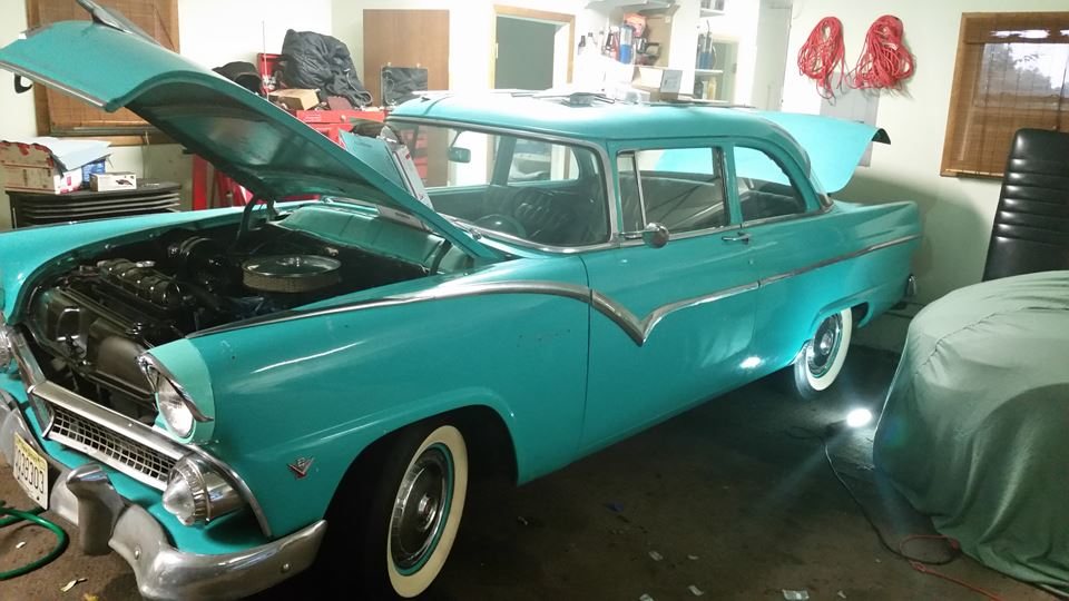Ford 1955 Ford