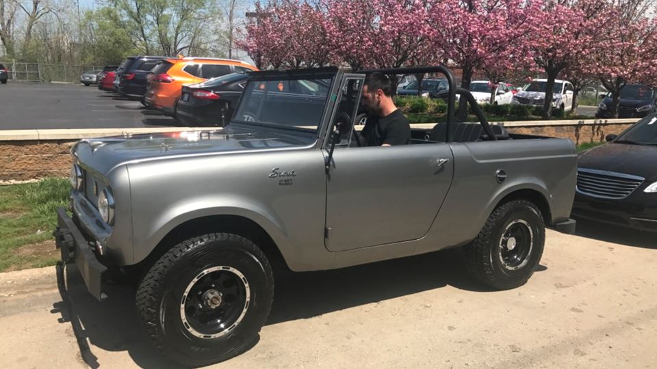 1961 International Scout