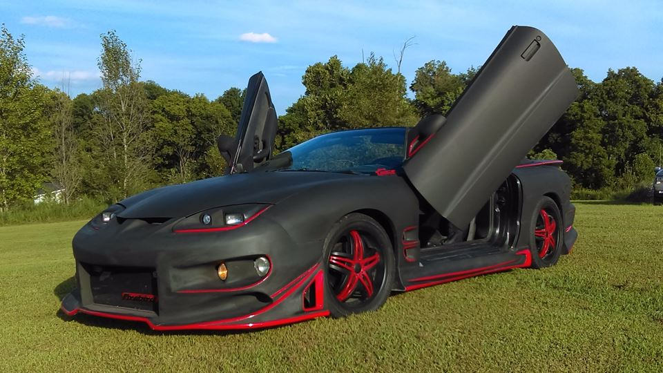 Pontiac Firebird The Reaper