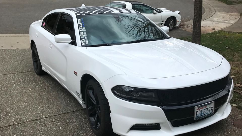 Dodge Charger New Glory