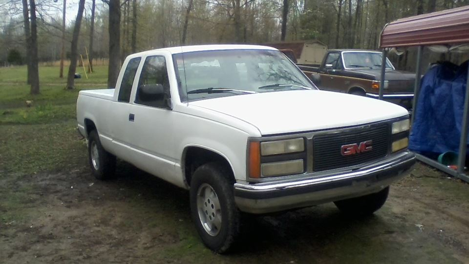 Chevrolet C/K White knight II