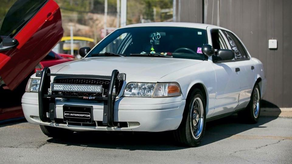 Ford Crown Victoria MPD199