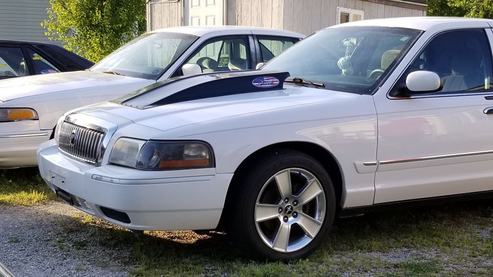 Mercury Grand Marquis Quad Zilla