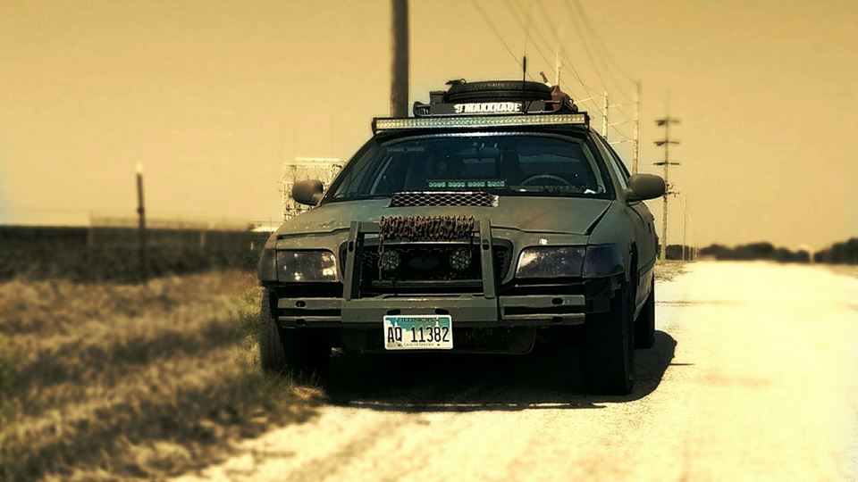 Ford Crown Victoria Nomad