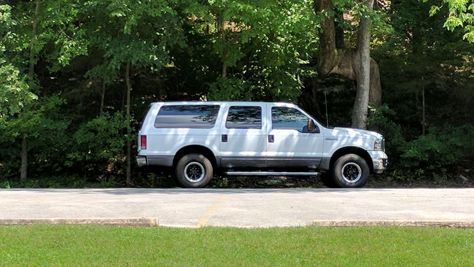 Ford Excursion Big Daddy Wagon
