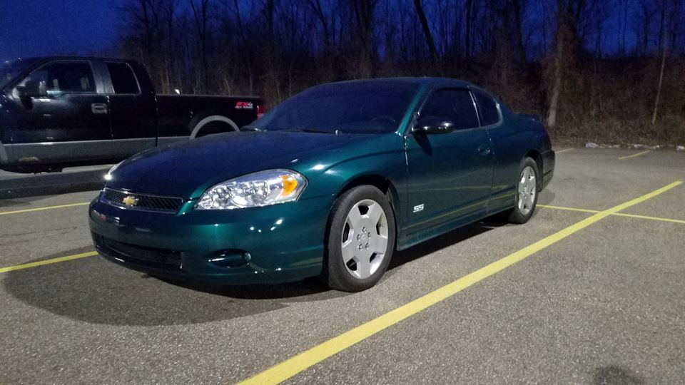 Chevrolet Monte Carlo Nameless