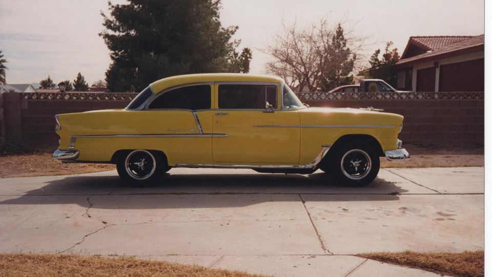 Chevrolet Bel Air Candy