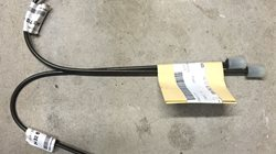 These are the BMW brake lines that allow you to connect the 993 master cylinder to the abs unit