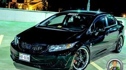 Honda Civic Devious Kustomz