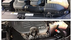 K and N Intake