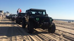 Some ocean city jeep week pics