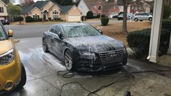 Enough of the automated car wash abuse...