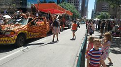 Houston Artcar parade