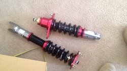 MeganRacing Street Series (36 way) coil overs