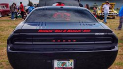 Bad Girl... at Mopars at the Battleship