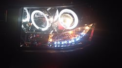 New head lamps