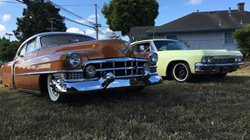 Elks Lodge Car Show..