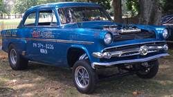 Wingfoot Lake State Park car show