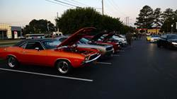 Cars and Coffee VA Beach
