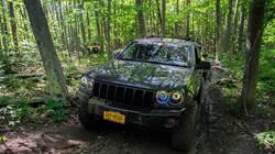 Wicked Jeeps off Road event in Attica ny