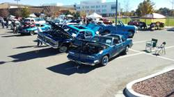 At some of car shows this year