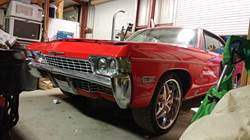 For sale 1968 chevy impala
