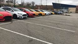 First Biweekly Kansas City ST&RS meet of 2018