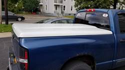 Used tonneau cover