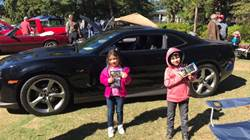 Charity Car Show in Support of North Carolina Special Olympics