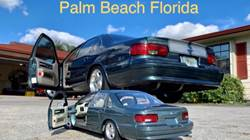 Cars and Babes in Palm Beach