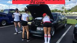 Car Shows,Babes and Car Shows